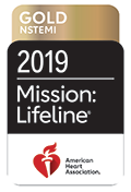 Mission: Lifeline® Gold Receiving Quality Achievement Award logo